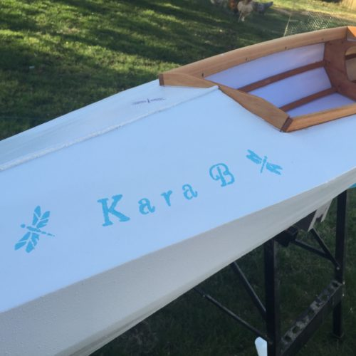 Custom Boat - Kids Kayak
